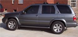 PlatinumSmoke04s 2004 Nissan Pathfinder