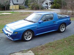Drant 1988 Chrysler Conquest