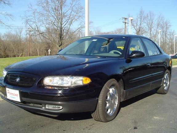 skunksmoker 39 s 1997 buick regal in lino lakes mn. Black Bedroom Furniture Sets. Home Design Ideas