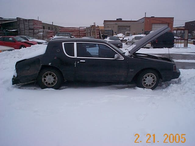 Another chirpalot 1983 Mercury Cougar post... - 5394836