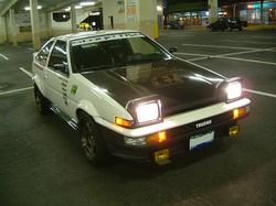 panda86s 1985 Toyota Corolla