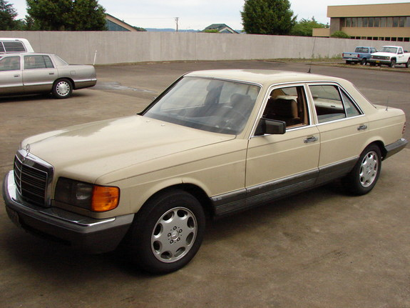 Image gallery mercedes 1981 for 1981 mercedes benz 300sd