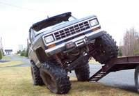 Another lraptor2 1985 Ford Bronco II post... - 6359131