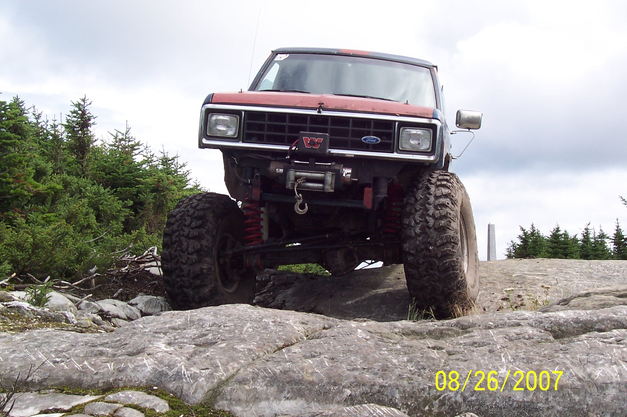Another lraptor2 1985 Ford Bronco II post... - 5397764