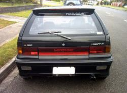 SwiftR 1989 Mitsubishi Mirage