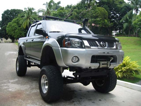 Krakkhenz 2004 Nissan Frontier Regular Cab Specs Photos