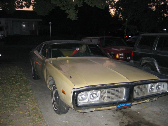 chargercowboy 1974 Dodge Charger