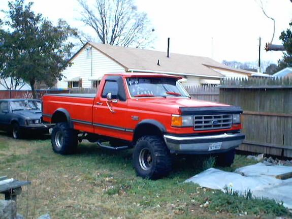 mudder67's 1994 Ford F150 Regular Cab