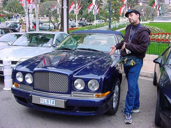 hollaatmedog 2005 Bentley Azure