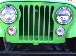 wickijoes 1971 Jeep CJ5