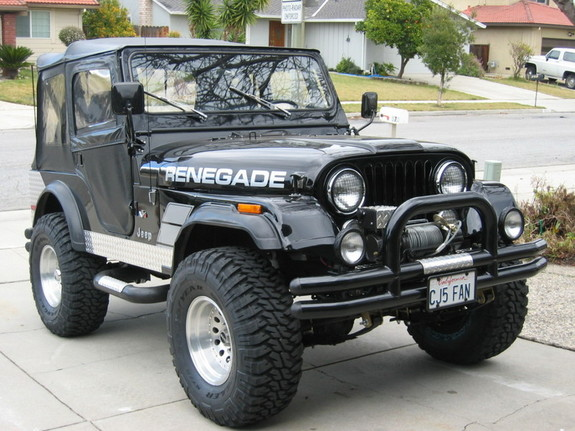 cj5_fan's 1980 Jeep CJ5