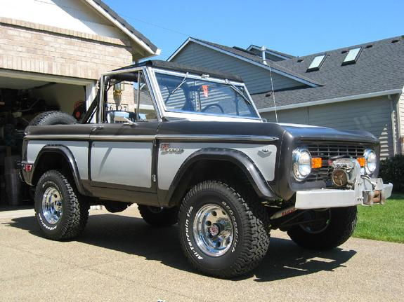 68sport 1968 Ford Bronco 5408228