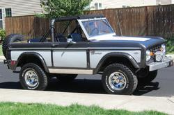 68sports 1968 Ford Bronco