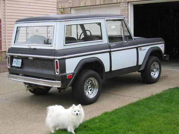 Another 68sport 1968 Ford Bronco post... - 5408240