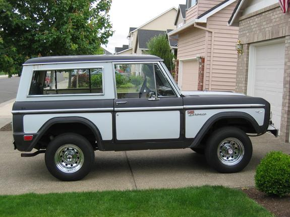 Another 68sport 1968 Ford Bronco post... - 5408241