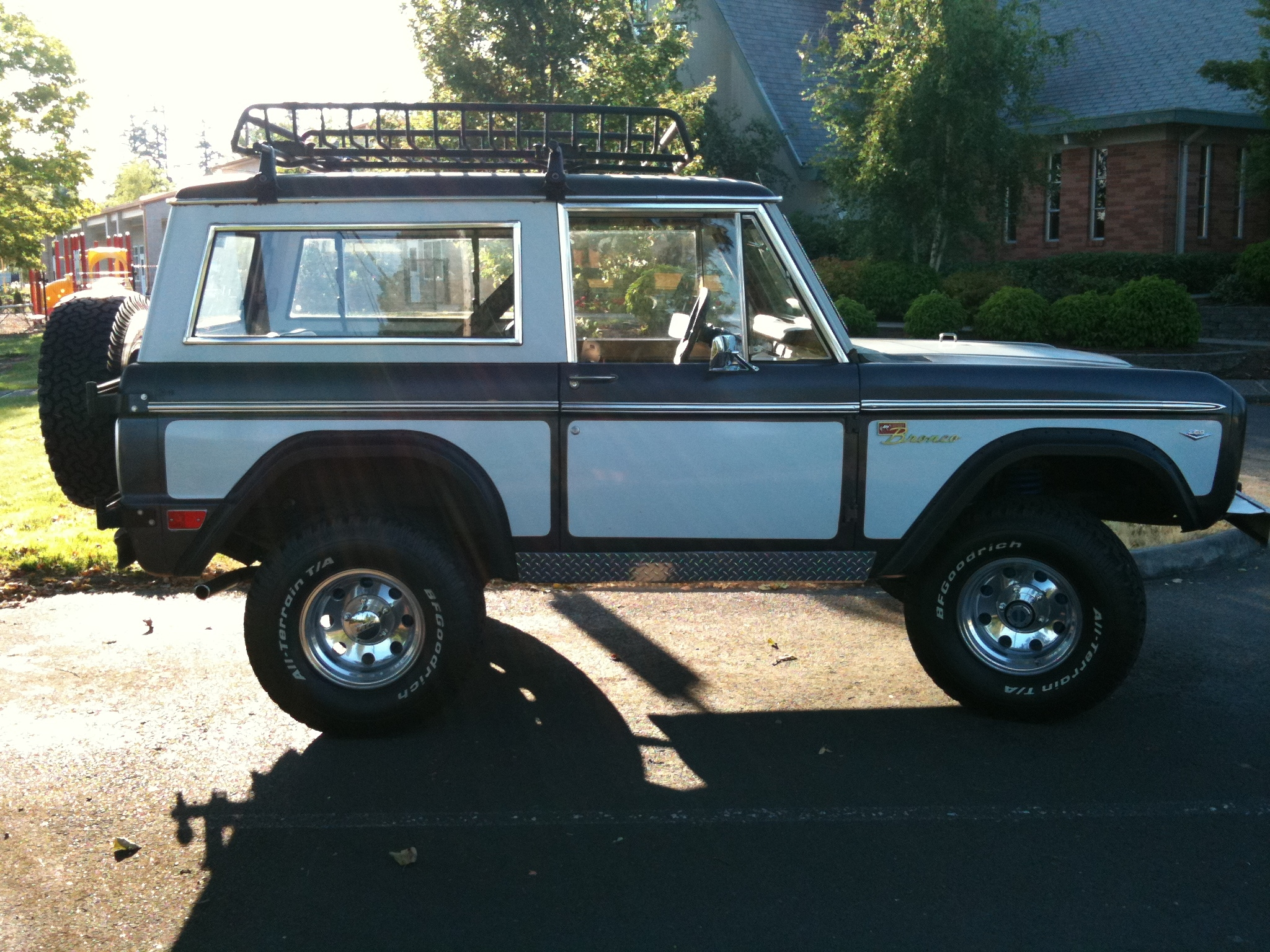 68sport 1968 Ford Bronco 5408262