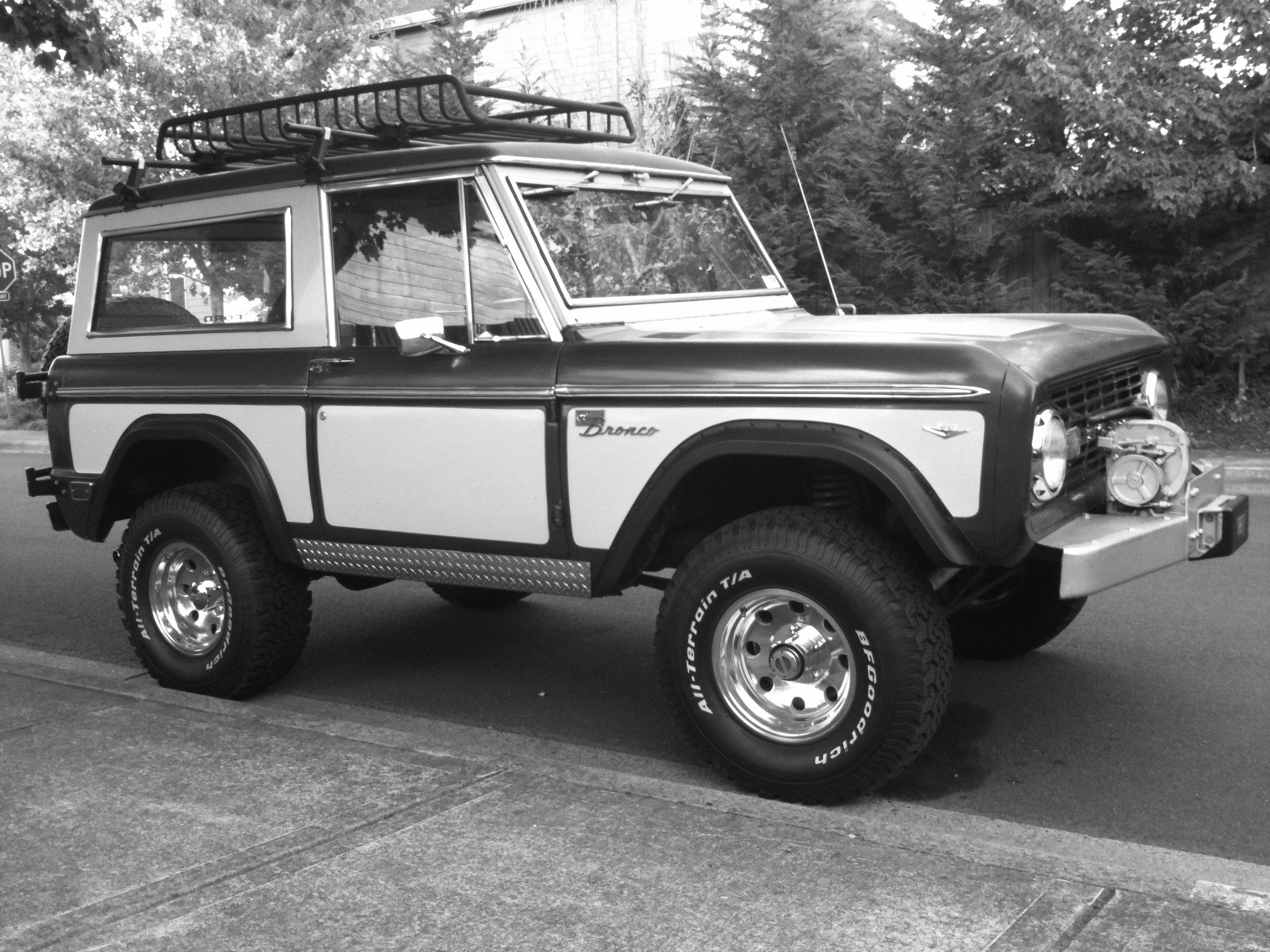 68sport 1968 Ford Bronco 5408266
