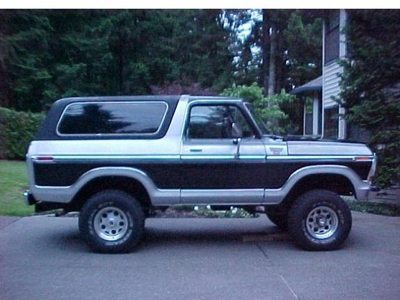 mudman4 1979 ford bronco specs photos modification info at cardomain. Cars Review. Best American Auto & Cars Review