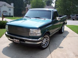 shawnray89s 1996 Ford F150 Regular Cab