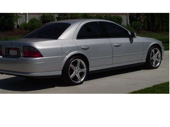 Another dlowry1 2000 Lincoln LS post... - 5412358
