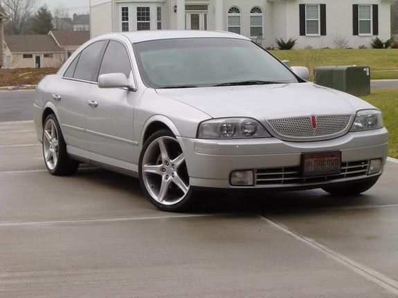 Another dlowry1 2000 Lincoln LS post... - 5412360