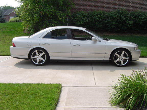 Another dlowry1 2000 Lincoln LS post... - 5412364