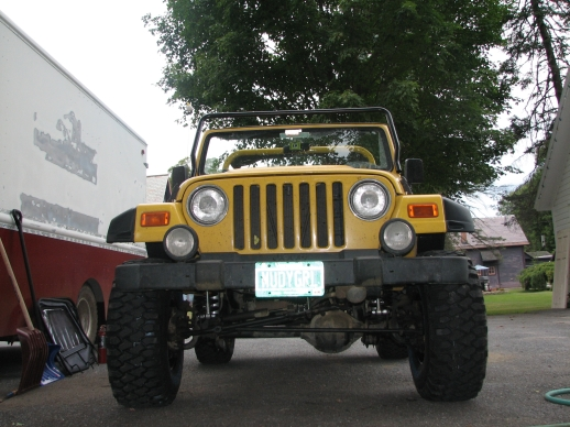 Another VTmudygrl 2000 Jeep Wrangler post... - 5408691