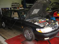 Another blue93se 1999 Saab 9-3 post... - 5414558