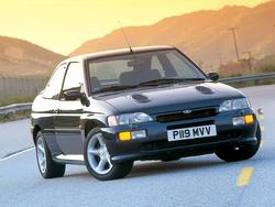 tsunamiracers 1995 Ford Escort