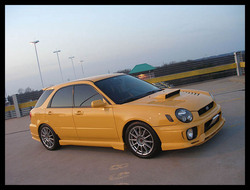 chrisarellas 2003 Subaru Impreza