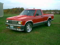 kujayhawk2021s 1991 GMC Sonoma Club Cab