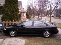 blackintrigue 1999 Oldsmobile Intrigue