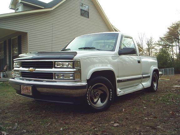 80Berlinetta 1995 Chevrolet Silverado 1500 Regular Cab