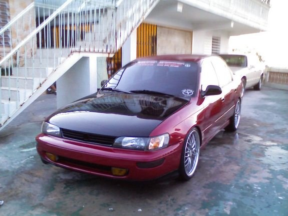 Another prrolla 1997 Toyota Corolla post... - 5424757