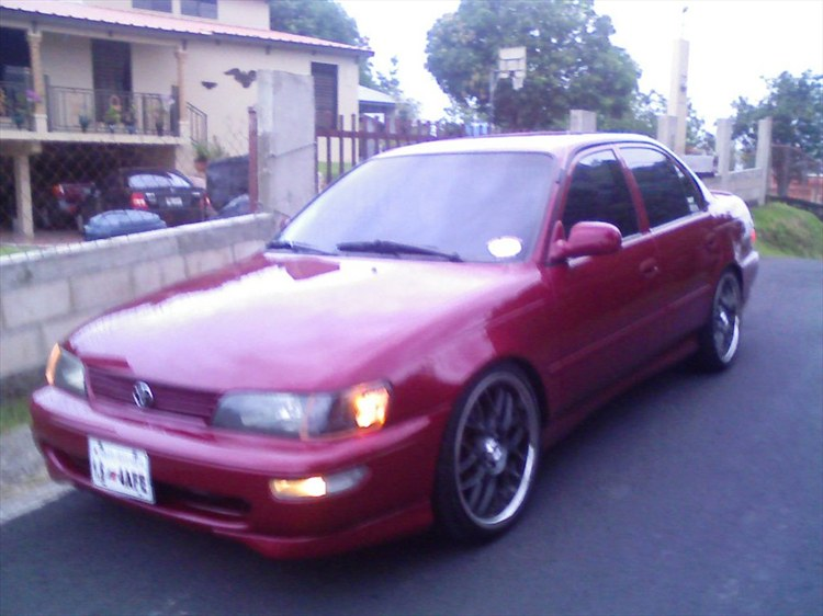 Another prrolla 1997 Toyota Corolla post... - 5424761