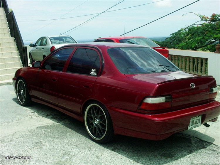Another prrolla 1997 Toyota Corolla post... - 5424764