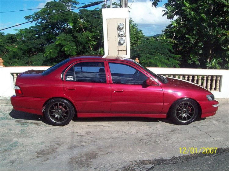 Another prrolla 1997 Toyota Corolla post... - 5424772