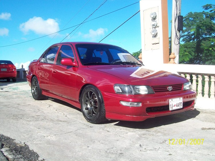 Another prrolla 1997 Toyota Corolla post... - 5424774