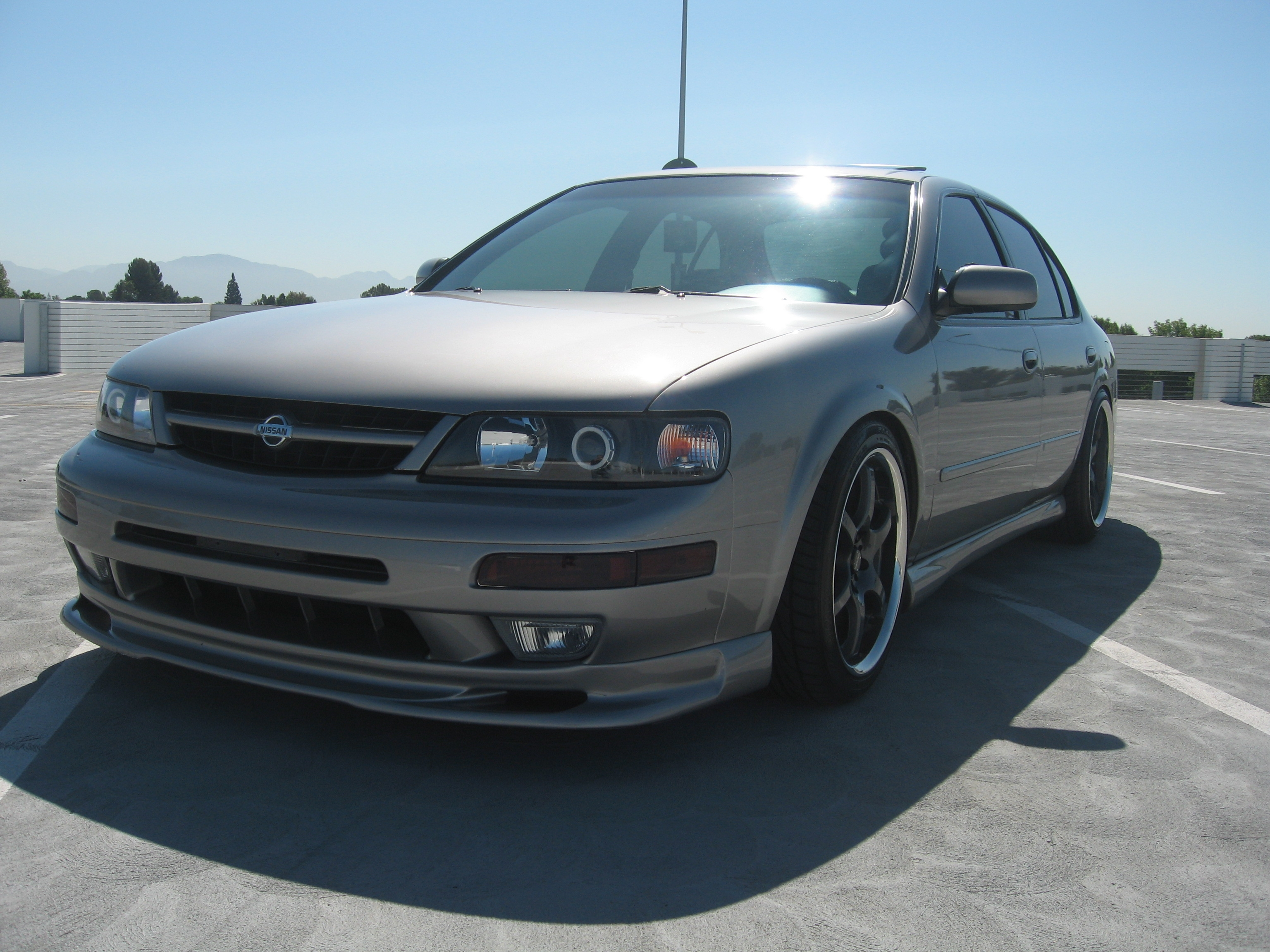 98mikeximase 1998 nissan maxima specs, photos, modification info