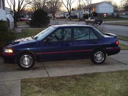 BLUEOVALBOY067s 1994 Mercury Tracer