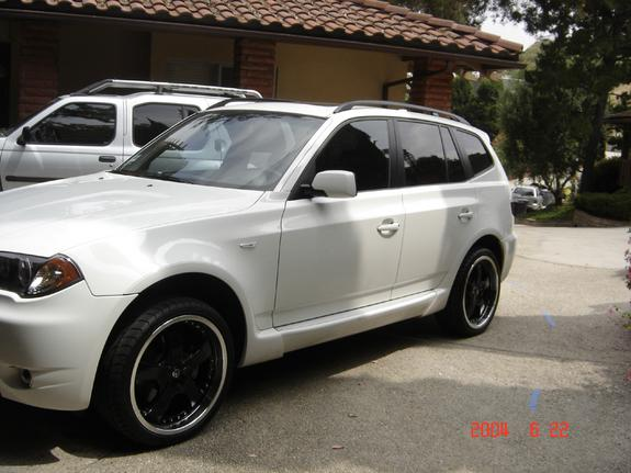 xtremex3 2005 bmw x3 specs photos modification info at cardomain. Black Bedroom Furniture Sets. Home Design Ideas