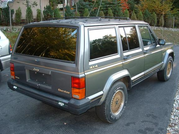 Jeeplimited428 1989 Jeep Cherokee Specs Photos