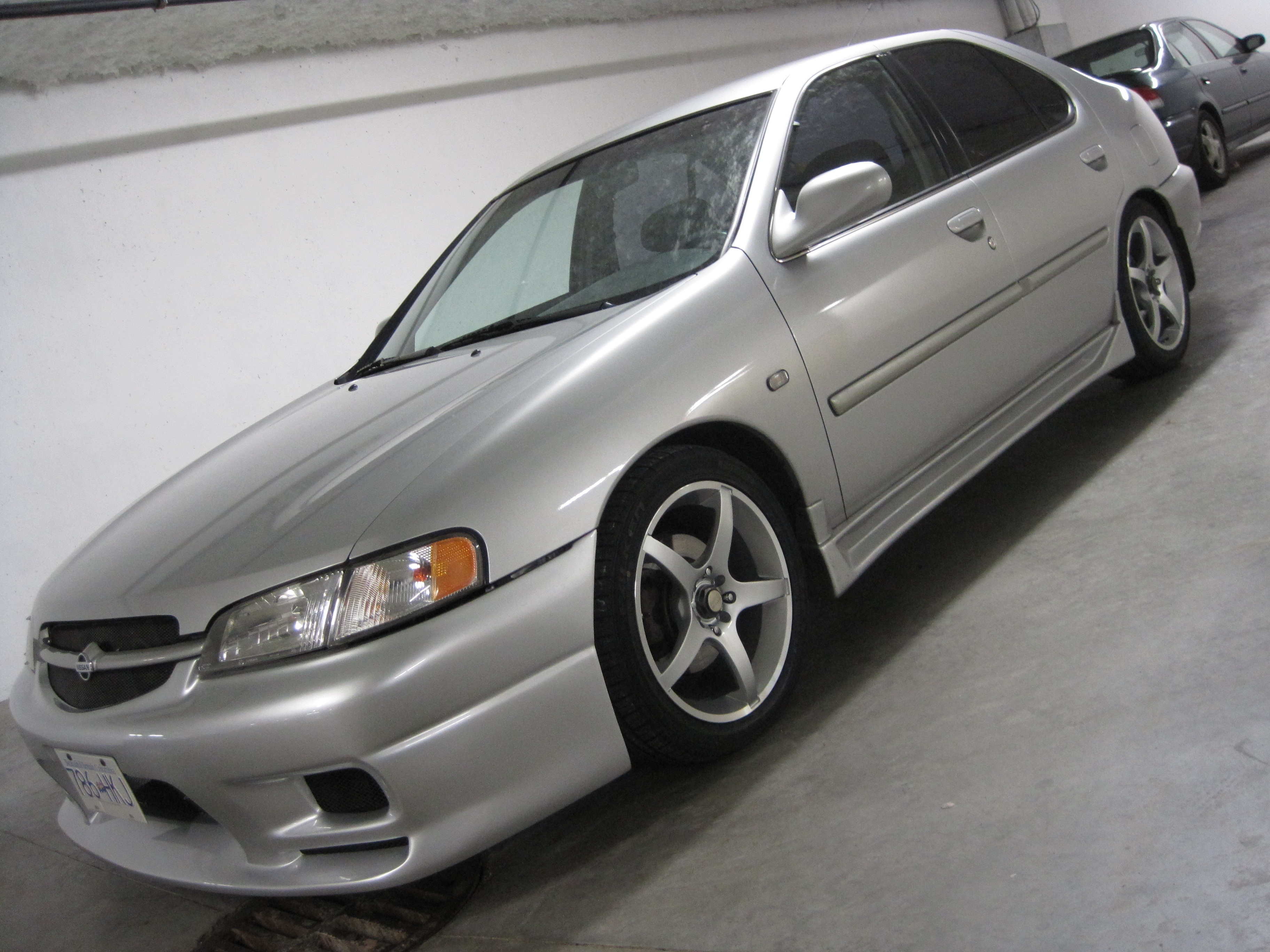 sawabean 1998 nissan altima specs, photos, modification info at