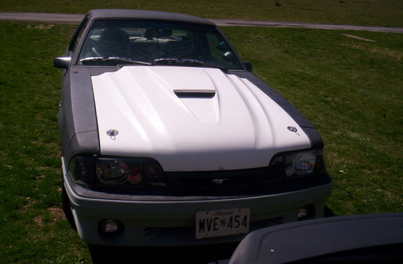 93pony 1993 Ford Mustang 5429595