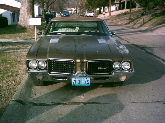 Another ggregory77 1972 Oldsmobile Cutlass Supreme post... - 5430884