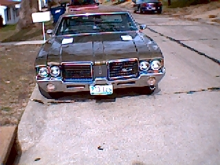 Another ggregory77 1972 Oldsmobile Cutlass Supreme post... - 5430896