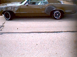 Another ggregory77 1972 Oldsmobile Cutlass Supreme post... - 5430897