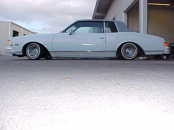 Another SLICKYBOY692 1979 Chevrolet Monte Carlo post... - 5431926