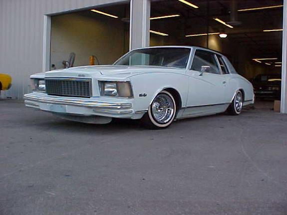 Another SLICKYBOY692 1979 Chevrolet Monte Carlo post... - 5431927