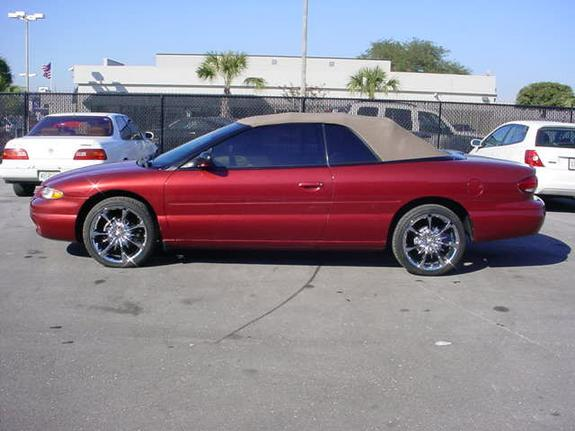 Another SLICKYBOY692 1998 Chrysler Sebring post... - 5433852